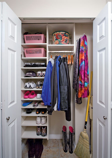Marvelous Organizing The Hall Closet | San Diego Professional Organizer | Image  Consultant | Home Organizers | Home Organization