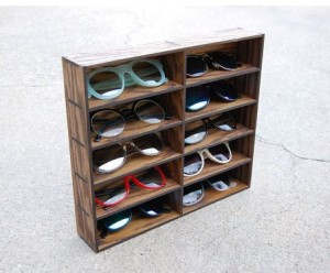 Sunglasses Storage