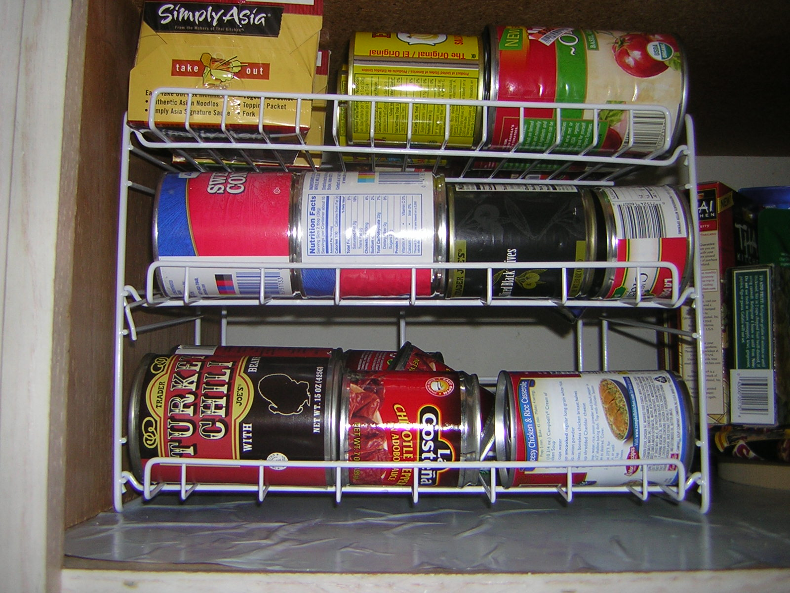 Eight Quick And Easy Kitchen Storage Solutions