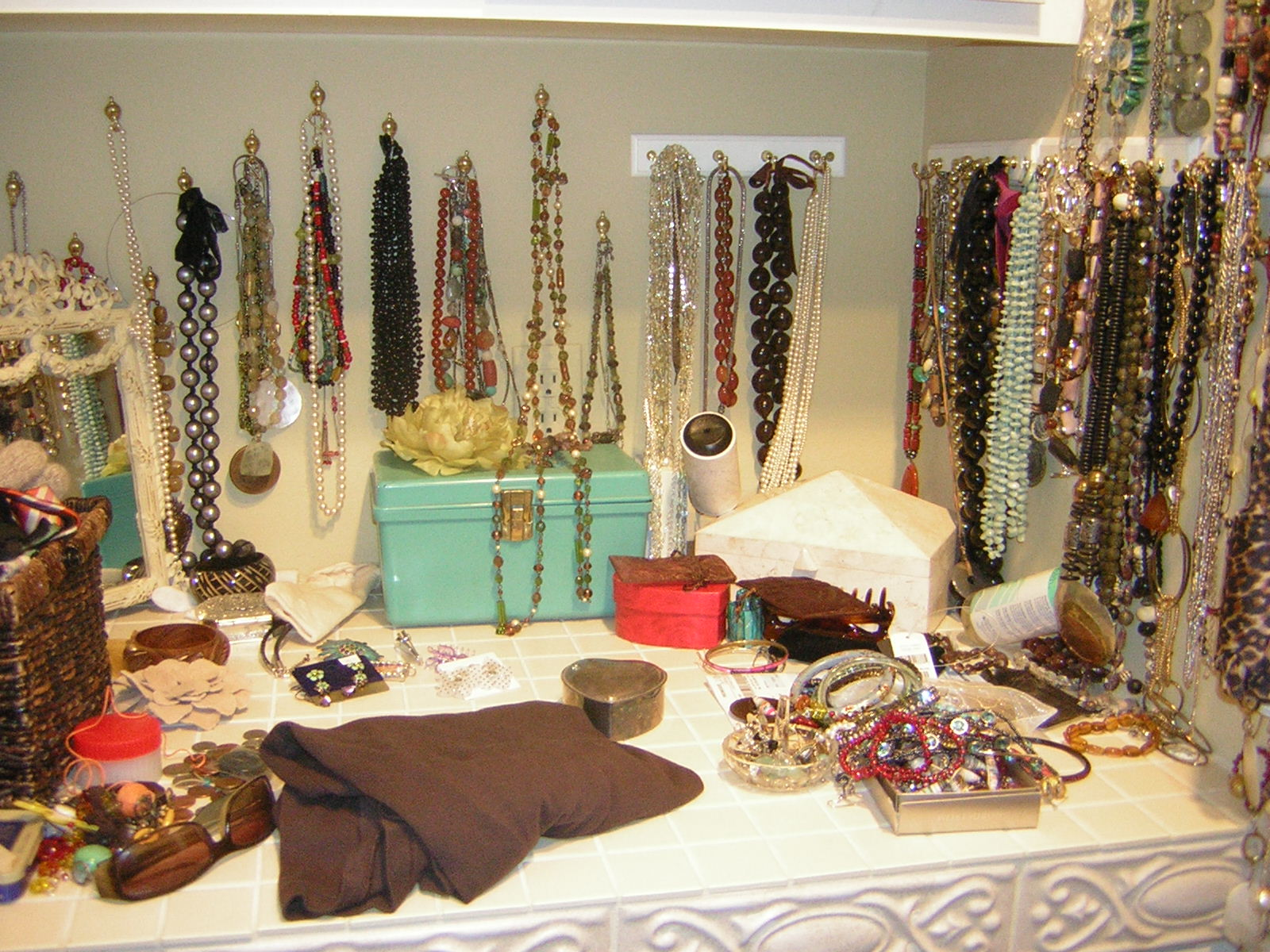 Bracelet Organizer Ideas Jewelry Organizing Ideas What Are Yours San Diego