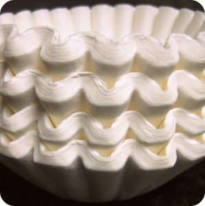 Go Green, Buy Less and Repurpose Your Coffee Filters
