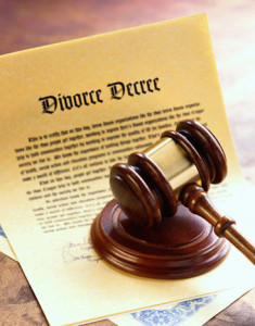Organizing Papers for Divorce